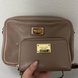 Michael Kors Bag and matching wallet